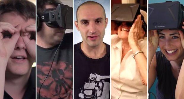 Oculus Vr Rift: 5 video sul nuovo acquisto di Facebook [VIDEO]