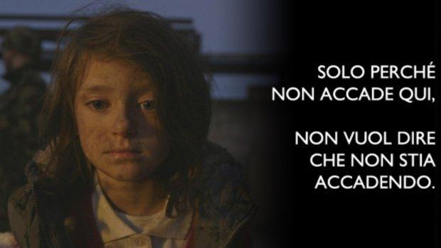 One second a day, la versione shock di Save The Children [VIDEO]