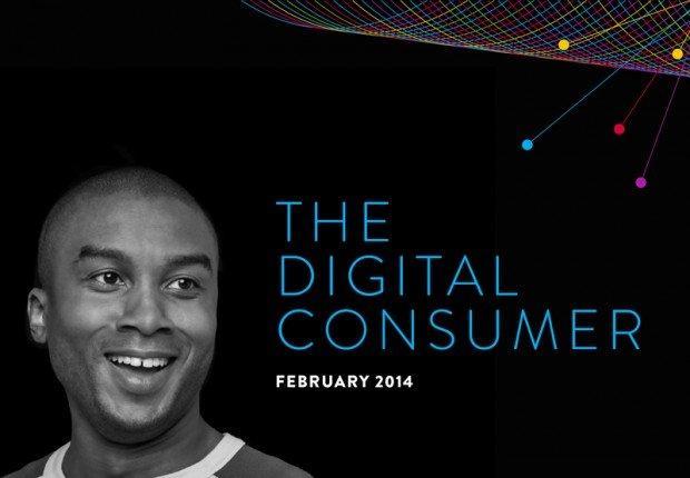 I consumatori digitali sempre più mobile, sempre più social