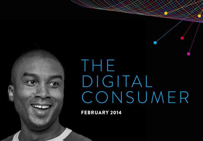 I consumatori digitali sempre più mobili, sempre più social