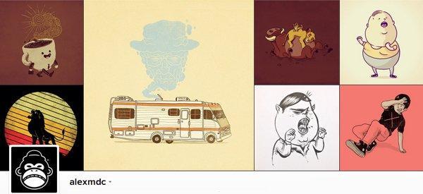 10 profili Instagram da seguire se sei un creativo