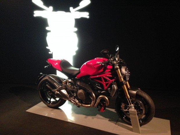 ducati monster milano design week