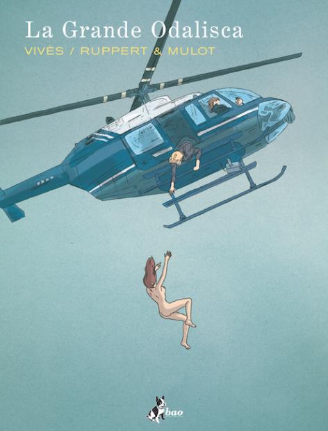 Top 10 fumetti e illustrazioni Vicès Ruppert e Mulot