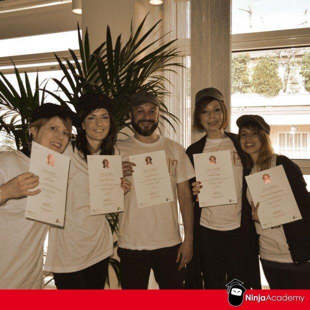 Ninja Digital Factory: i vincitori della prima edizione ci raccontano la loro esperienza