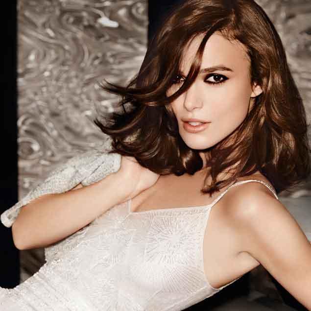 Keira Knightley nuovamente icona per Chanel