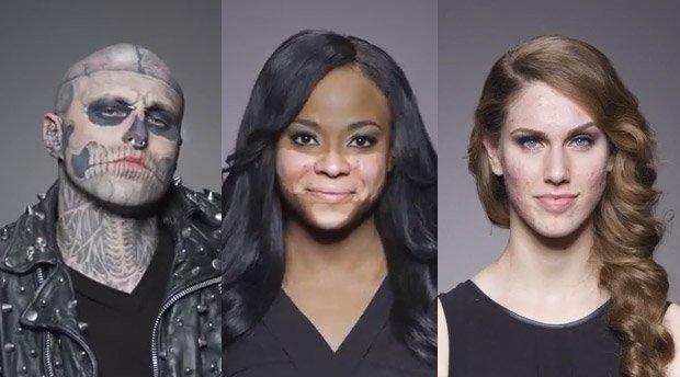 """Dermablend lancia la serie di """"reality ad"""" Camo Confession [VIDEO]"""