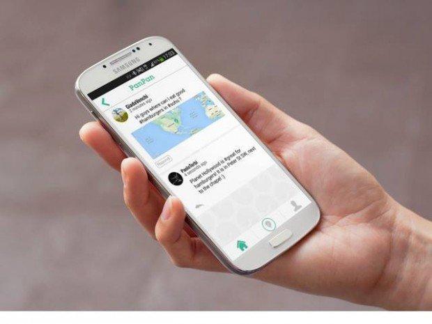 Con l'app PanPan ottieni informazioni ovunque ti trovi!
