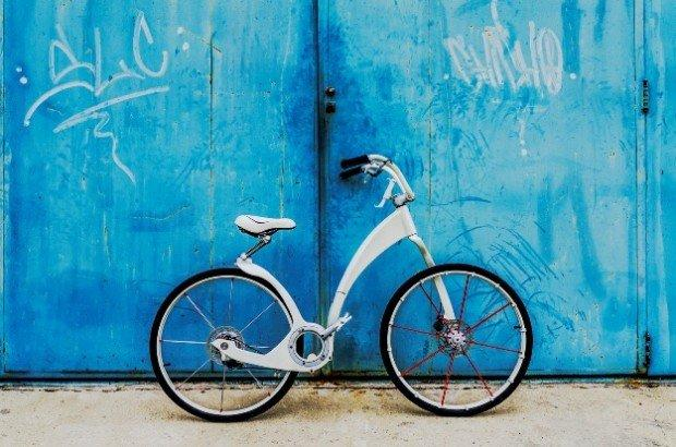 Gi Bike: la bicicletta smart che si connette a Internet