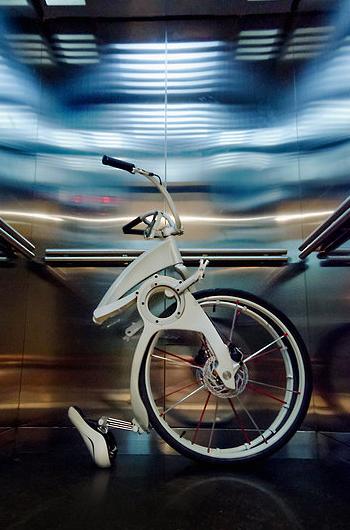 Gi Bike: la bicicletta smart che si connette a Internet