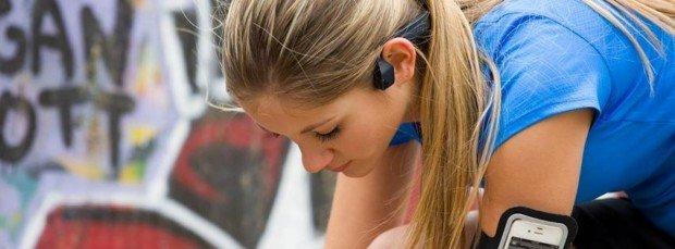 AfterShokz: il futuro delle HeadPhone a conduzione ossea