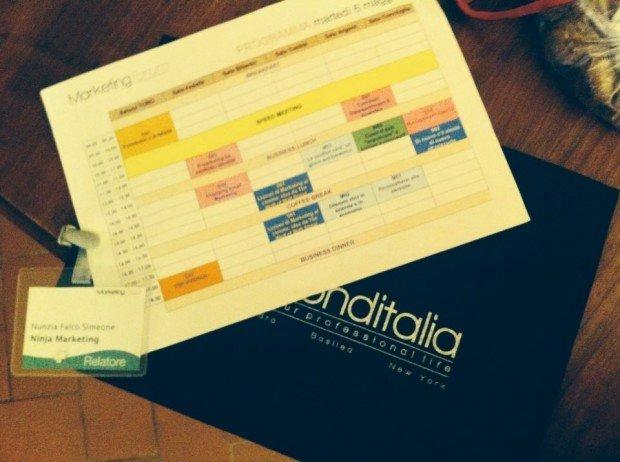 Marketing Forum Richmond Italia