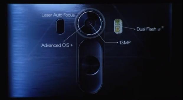 Camera con laser autofocus e selfie di qualità