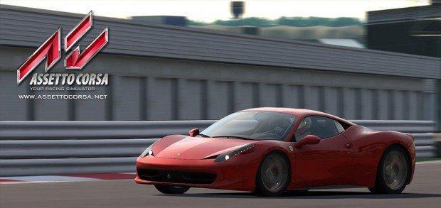 Nvidia e la sfida su Assetto Corsa con GeForce GTX