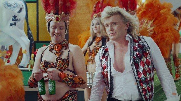 Heineken e l'Orange Fever
