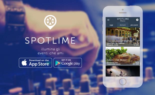 Spotlime: seed funding per l'app che trova i migliori eventi [INTERVISTA]