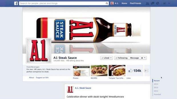 Salsa A1, anche i condimenti fanno amicizia su Facebook [VIDEO]