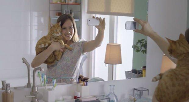 Anche Leroy Merlin gioca con i selfie [VIDEO]