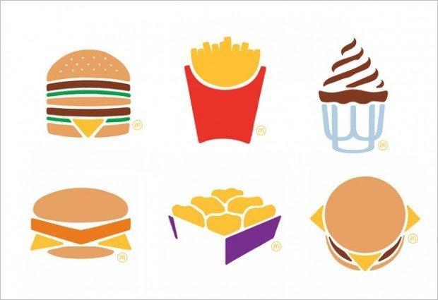 McDonald's a Parigi diventa iconografico