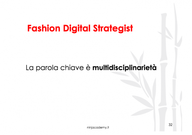 fashion digital strategy