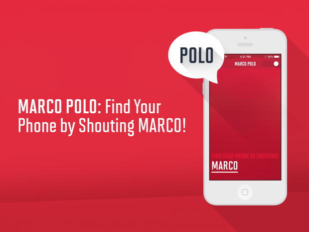App of the week: con Marco Polo chiami il tuo iPhone e lui ti risponde