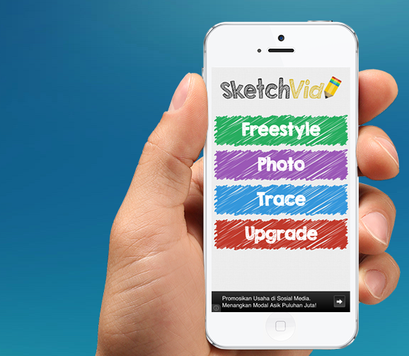 App of the Week: SketchVid trasforma i tuoi schizzi in video