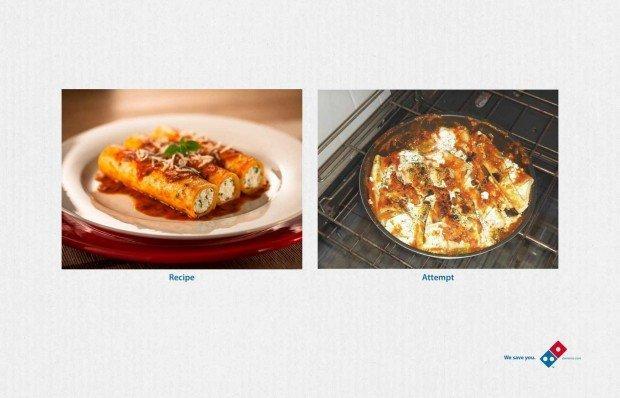 Domino's Pizza: Fail
