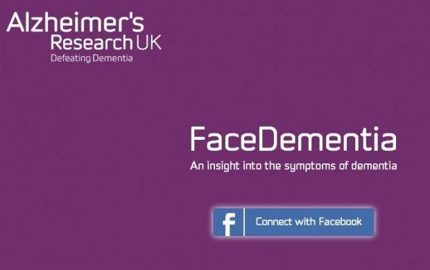 facedementia alzheimer research app