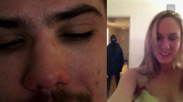 murder on snapchat