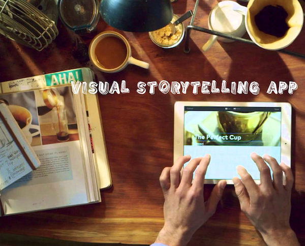 Con Steller e Storehouse il visual storytelling è a portata di app