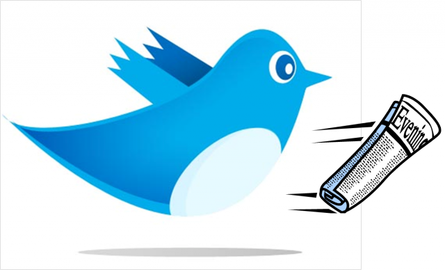 uccellino twitter