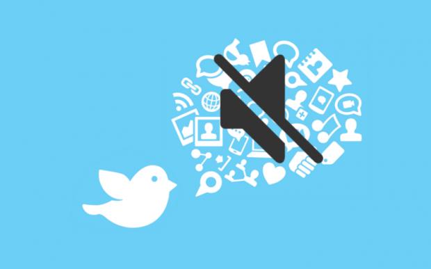 """Twitter introduce il tasto """"mute"""" per silenziare gli utenti"""