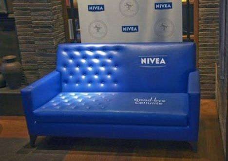 Ambient marketing Nivea