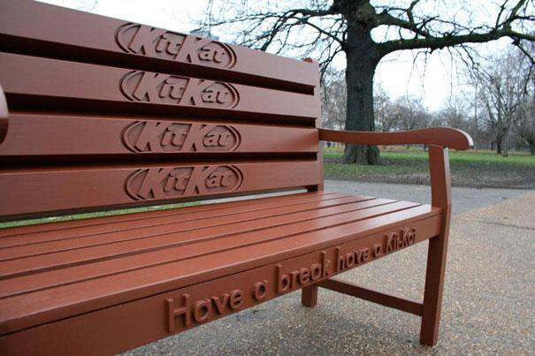 Panchina KitKat