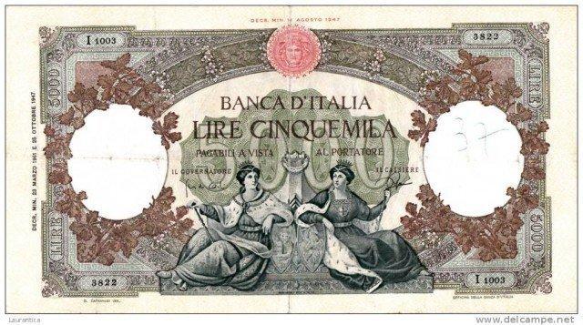 La storia dell'economia italiana