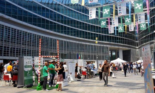 Expo delle startup in Lombardia con Crosscreativity