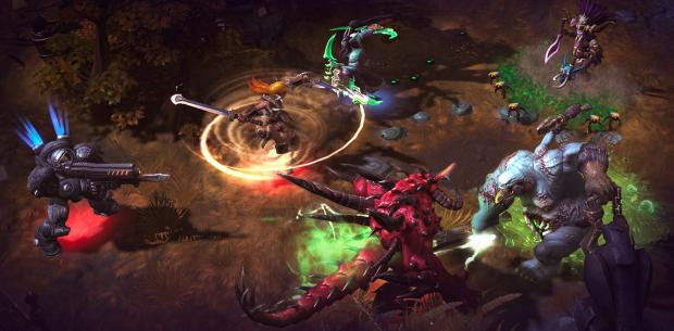 """Impressioni e giudizi sull'Alfa del videogioco """"HEROES OF THE STORM"""", testata ufficialmente per Nvidia"""