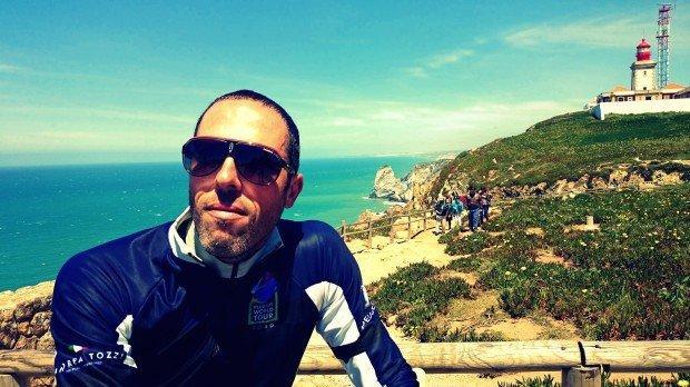 A cena con Tozzi: Peugeot presenta il ciclista ai travel blogger