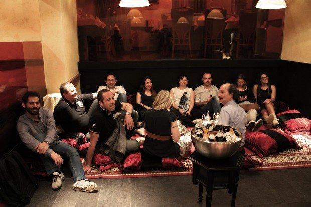 Al Mogador - A cena con Andrea Tozzi
