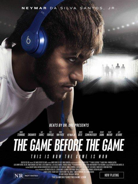 The Game Before the Game, lo spot Beats SOLO 2014