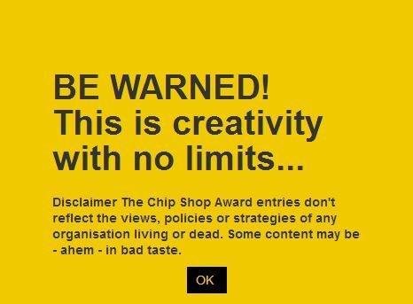 Chip Shop Awards: le migliori pubblicità politicamente scorrette