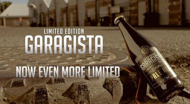 Garagista Beer, la birra che tutti gli hipster vorrebbero rubare