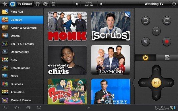 La nuova app Peel ora trova anche ciò che ti piace in tv