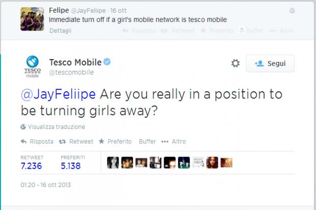 tesco mobile twitter