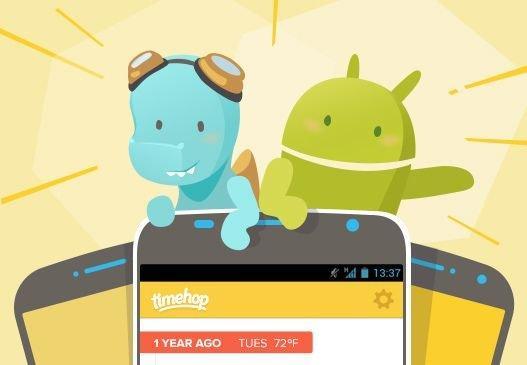 App of the Week: vuoi viaggiare nel tempo? Ci pensa Timehop!