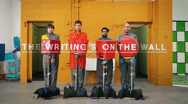 Tornano gli OK Go tra musica e illusioni ottiche [VIRAL VIDEO]