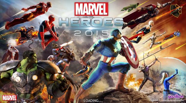 """Impressioni e giudizi del videogioco """"MARVEL HEROES 2015"""", testato ufficialmente per Nvidia"""
