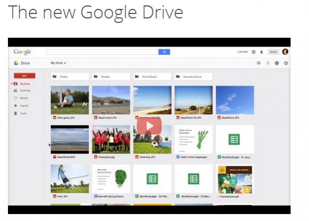 Google Drive: nuova interfaccia per rimanere sempre connesso con i tuoi documenti
