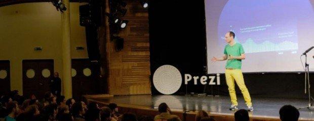 I consigli di Prezi per costruire una startup di successo