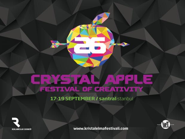 Crystal Apple: partecipa al festival della creatività di Istanbul