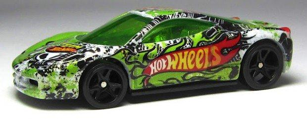 Hot Wheels fa rombare la street art